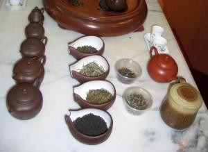 teatypes 300x219 What is herbal tea?