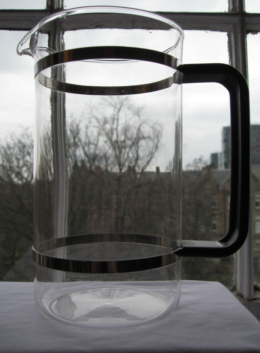 empty french press Using a french press for tea