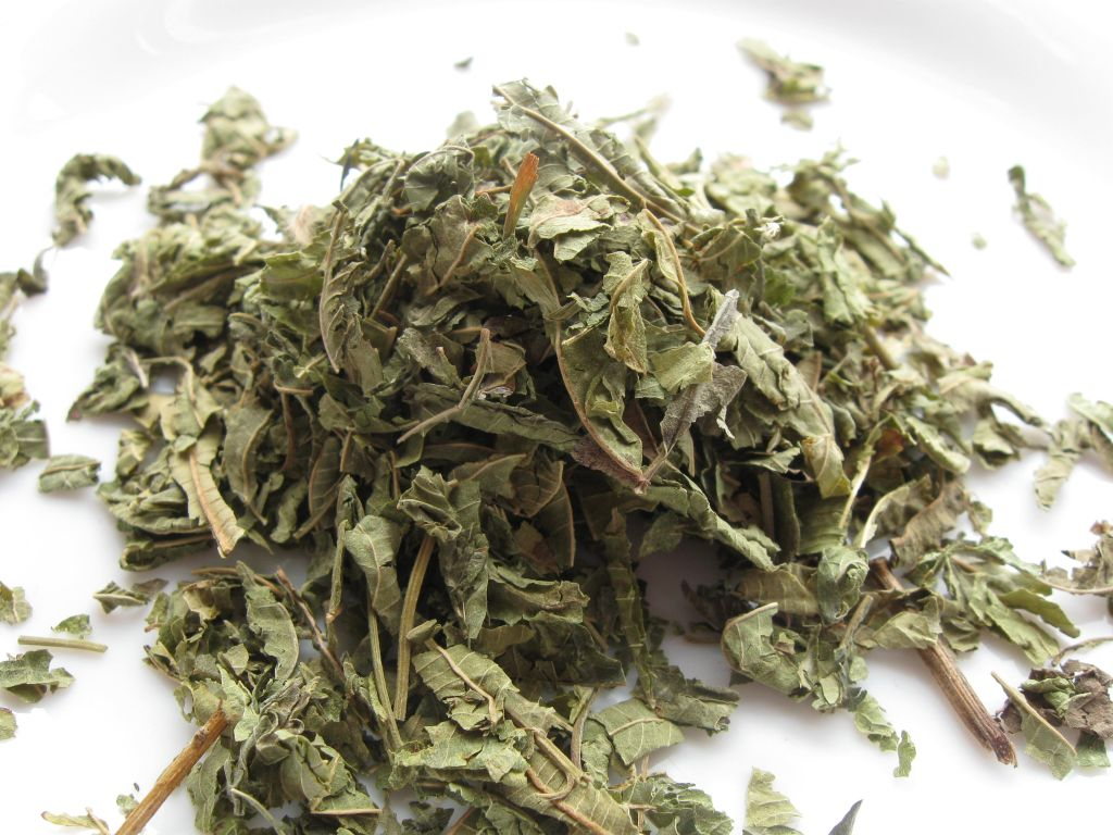 Lemon Verbena Tea Supplement SOS